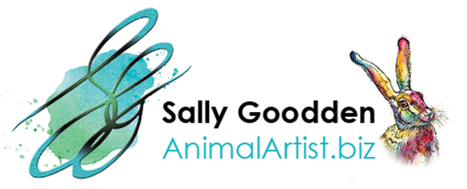 Sally Goodden – Animal Artist