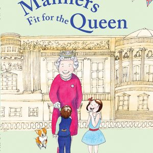 front book cover of manners fit for the queen