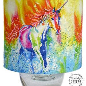 unicorn lamp shade